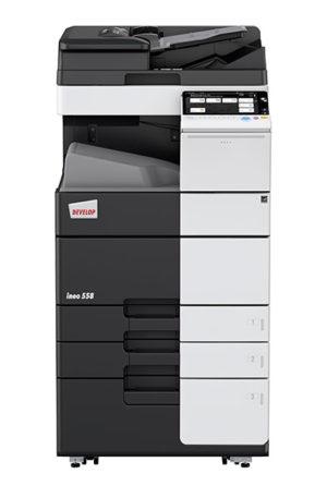 Develop Ineo 558e