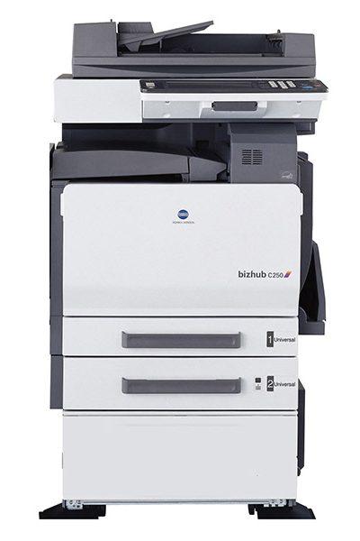 Konica-Minolta-Bizhub-C250