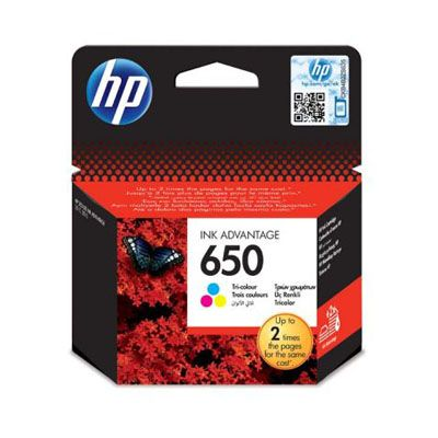 HP 650 Colour CZ102AE