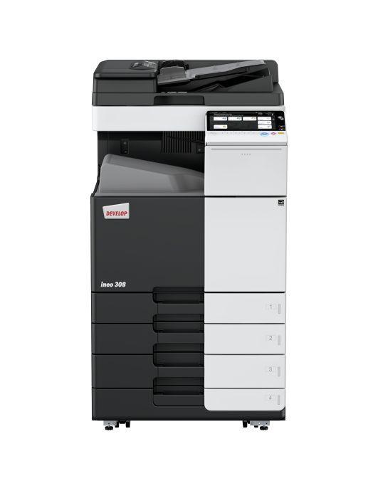 Develop ineo 308 studio picture DF-629 OT-506 PC-210 Front RGB