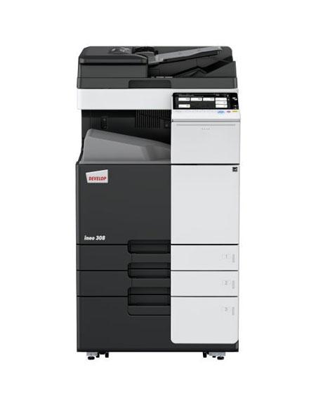 Develop ineo 308 studio picture DF-704 OT-506 PC-410 Front