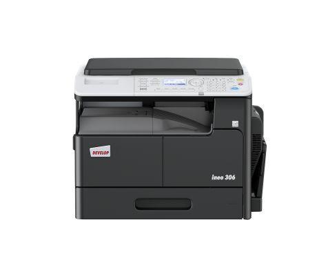 ineo 306 OC-512 Front RGB